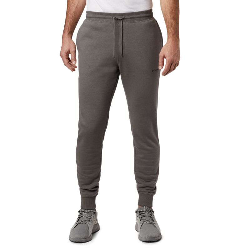 Men's Columbia™ Logo Fleece Joggers Men's Columbia™ Logo Fleece Joggers, front