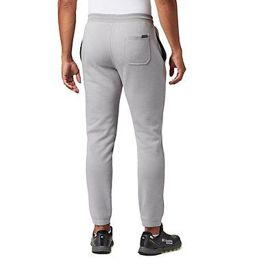 Men's Columbia™ Logo Fleece Jogger M Columbia™ Logo Fleece Jogger | 464 | XL, Columbia Grey Heather, back