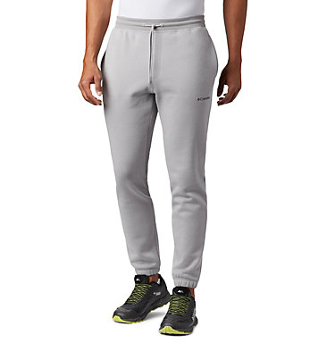 Men's Columbia™ Logo Fleece Jogger M Columbia™ Logo Fleece Jogger | 464 | XL, Columbia Grey Heather, front