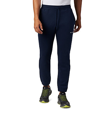 Men's Columbia™ Logo Fleece Jogger M Columbia™ Logo Fleece Jogger | 464 | L, Collegiate Navy, front