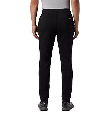 Pantalon de jogging en laine polaire Columbia™ Logo pour homme – Tailles fortes M Columbia™ Logo Fleece Jogger | 030 | 1X, Black, back