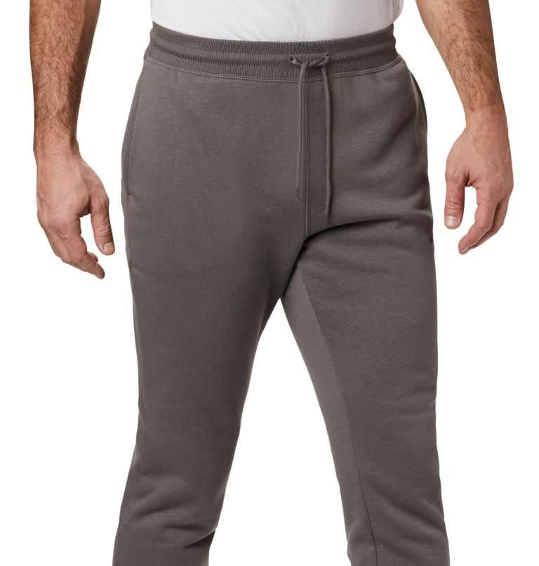 Men's Columbia™ Logo Fleece Joggers - Big Men's Columbia™ Logo Fleece Joggers - Big, a4