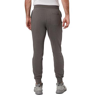 Pantalon de jogging en laine polaire Columbia™ Logo pour homme – Tailles fortes M Columbia™ Logo Fleece Jogger | 030 | 1X, Charcoal, back