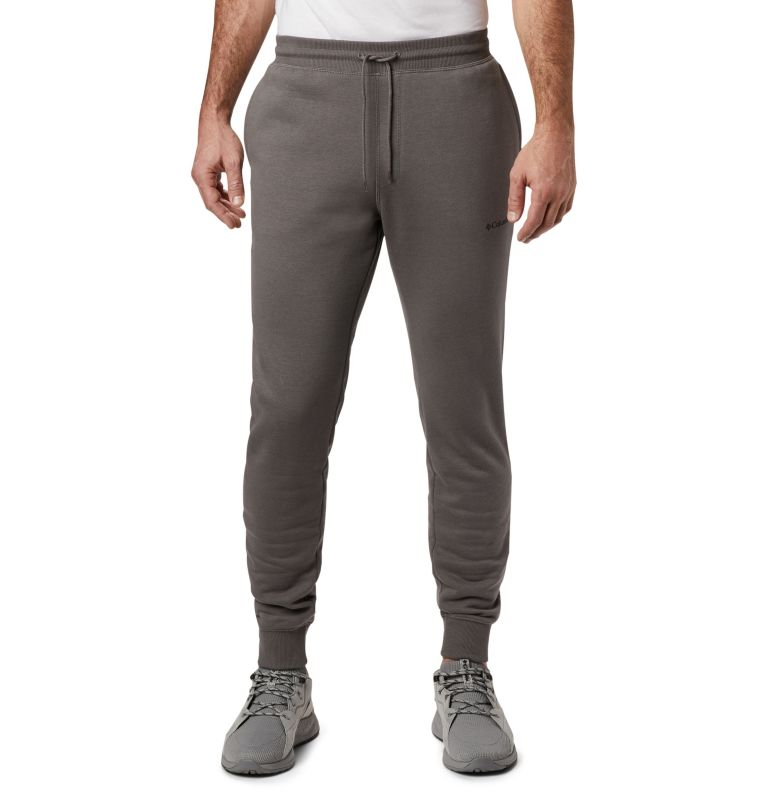 Men's Columbia™ Logo Fleece Joggers - Big Men's Columbia™ Logo Fleece Joggers - Big, front
