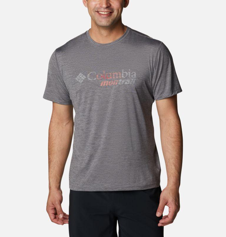 Men's Trinity Trail™ Montrail Graphic T-Shirt Men's Trinity Trail™ Montrail Graphic T-Shirt, front