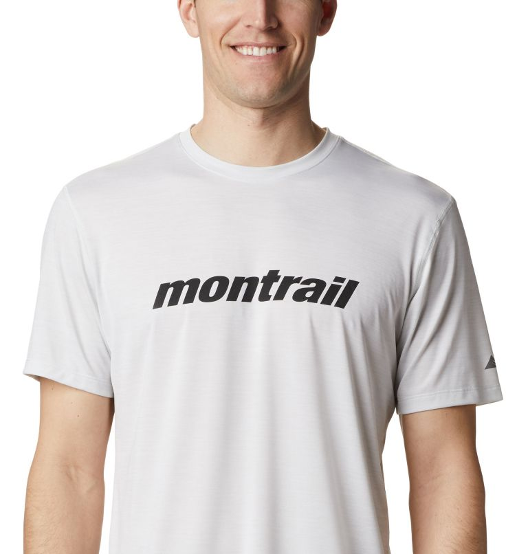 Trinity Trail™ Graphic Tee | 101 | M T-shirt Trail™ Homme, White, Race Day Tee, a2