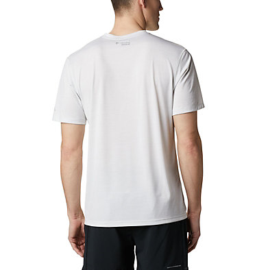 Trinity Trail™ T-Shirt mit Print für Herren Trinity Trail™ Graphic Tee | 101 | L, White, Race Day Tee, back