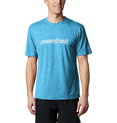 Men's Trinity Trail™ Graphic T-Shirt Trinity Trail™ Graphic Tee | 463 | L, Riptide, front