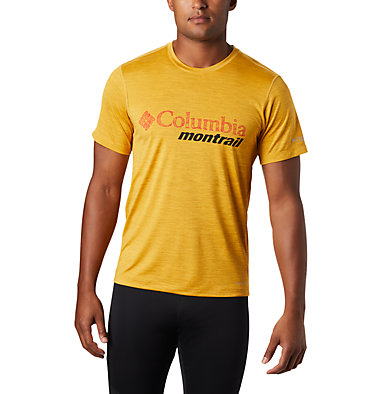 Trinity Trail™ Graphic Tee Trinity Trail™ Graphic Tee | 101 | L, Bright Gold, front