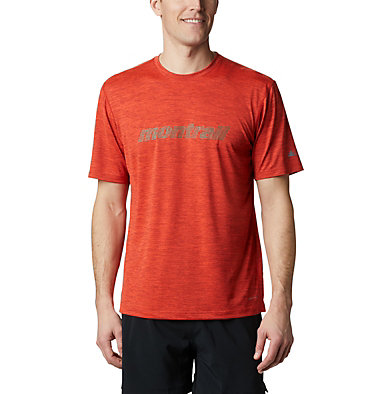 Trinity Trail™ Graphic Tee Trinity Trail™ Graphic Tee | 101 | L, Wildfire, front