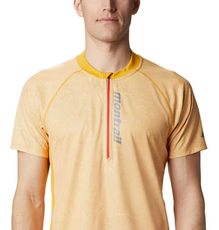 FKT™ SS Top | 790 | S T-shirt FKT™ Homme, Bright Gold, a2