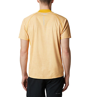 Men's FKT™ Short Sleeve Top FKT™ SS Top | 790 | L, Bright Gold, back
