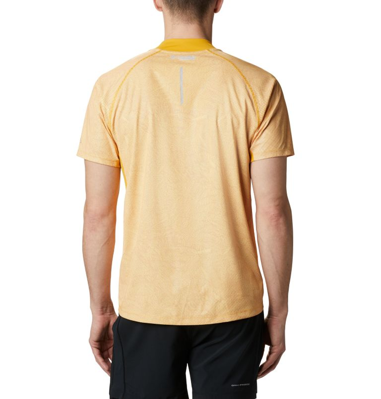 FKT™ SS Top | 790 | S T-shirt FKT™ Homme, Bright Gold, back