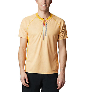 Men's FKT™ Short Sleeve Top FKT™ SS Top | 790 | L, Bright Gold, front