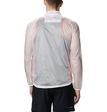 Men's FKT™ Windbreaker Jacket FKT™ Windbreaker Jacket | 440 | L, White, back