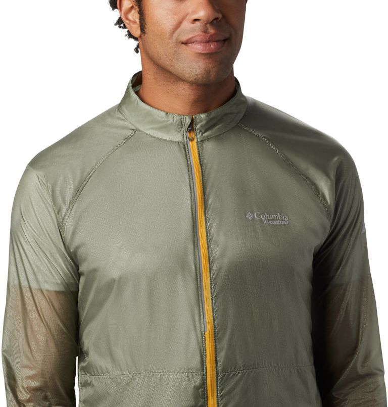 FKT™ Windbreaker Jacket | 316 | L Men's FKT™ Windbreaker Jacket, Cypress, a2