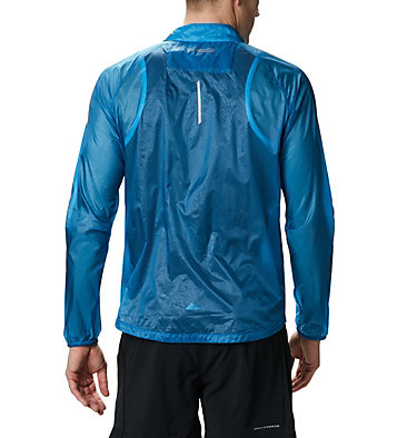 Men's FKT™ Windbreaker Jacket FKT™ Windbreaker Jacket | 440 | L, Dark Pool, back