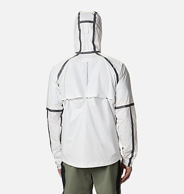 Men's OutDry Ex™ Lightweight Shell Jacket M Outdry Ex™  Lightweight Shell | 101 | L, White, back