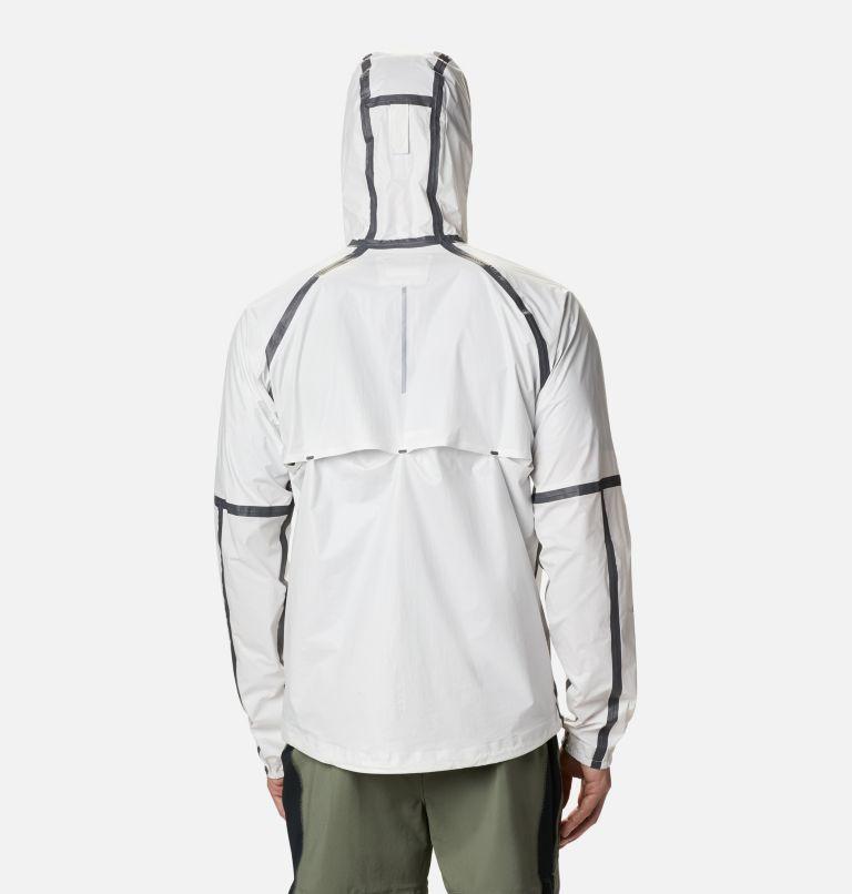 M Outdry Ex™  Lightweight Shell | 101 | XXL Men's OutDry Ex™ Lightweight Shell Jacket, White, back
