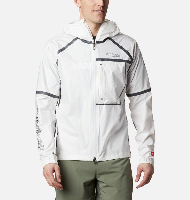 M Outdry Ex™  Lightweight Shell | 101 | XXL Men's OutDry Ex™ Lightweight Shell Jacket, White, front