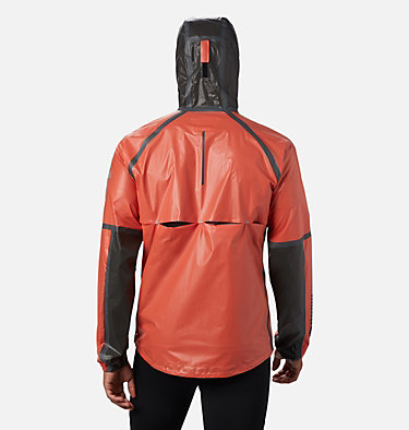 Men's OutDry Ex™ Lightweight Shell Jacket M Outdry Ex™  Lightweight Shell | 010 | L, Wildfire, back