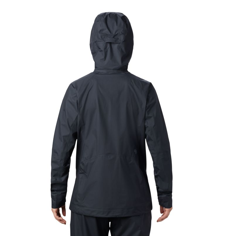 Women's Exposure/2™ Gore-Tex® Paclite® Plus Jacket Women's Exposure/2™ Gore-Tex® Paclite® Plus Jacket, back