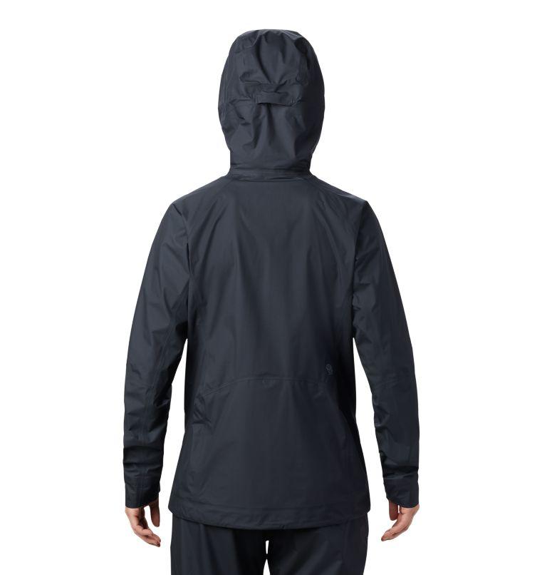 Exposure/2™ Gore-Tex Paclite® Plus Jacke | 004 | XS Women's Exposure/2™ Gore-Tex Paclite® Plus Jacket, Dark Storm, back