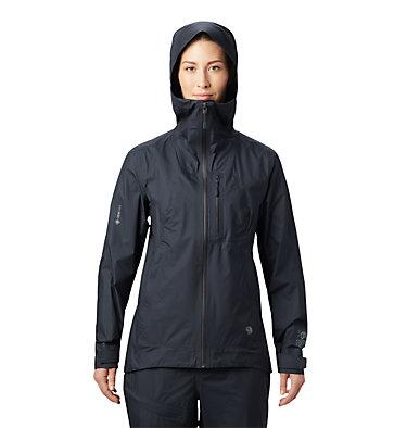 Women's Exposure/2™ Gore-Tex® Paclite® Plus Jacket Exposure/2™ Gore-Tex® Paclite Plus Jkt | 447 | L, Dark Storm, front