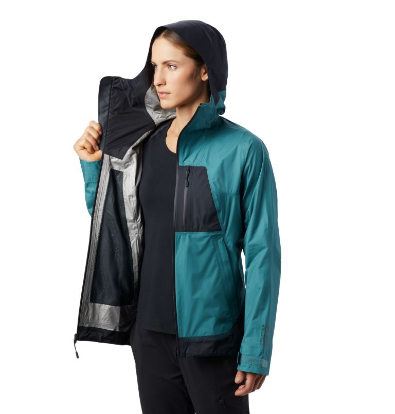 Manteau Exposure/2™ Gore-Tex® Paclite® Plus Femme Manteau Exposure/2™ Gore-Tex® Paclite® Plus Femme, a1