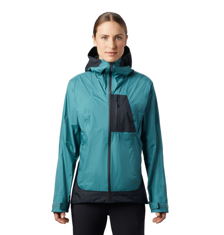 Manteau Exposure/2™ Gore-Tex® Paclite® Plus Femme Manteau Exposure/2™ Gore-Tex® Paclite® Plus Femme, front