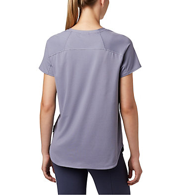 T-shirt à manches courtes Firwood Camp II pour femme Firwood Camp™ II SS Tee | 010 | L, New Moon Small Stripe, back
