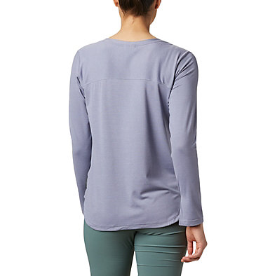 Women's Firwood Camp™ Long Sleeve Shirt Firwood Camp™ LS Tee | 556 | L, New Moon Small Stripe, back