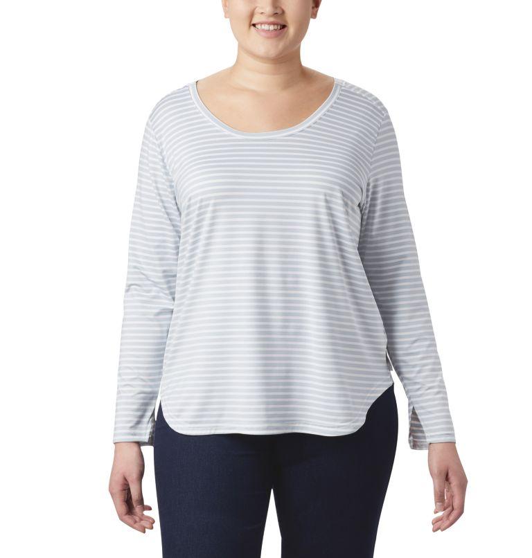 T-shirt à manches longues Firwood Camp™ pour femme – Grandes tailles T-shirt à manches longues Firwood Camp™ pour femme – Grandes tailles, front