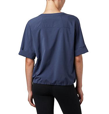 Haut à manches courtes Firwood Crossing™ pour femme Firwood Crossing™ SS Shirt | 010 | L, Nocturnal, back
