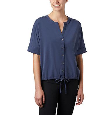 Haut à manches courtes Firwood Crossing™ pour femme Firwood Crossing™ SS Shirt | 010 | L, Nocturnal, front