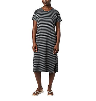 Robe t-shirt Firwood Camp™ pour femme Firwood Camp™ Tee Dress | 010 | L, Black Medium Stripe, front