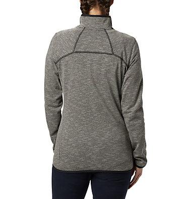 Polar con cremallera completa a rayas Firwood Camp™ para mujer  Firwood Camp™ Striped Fleece FZ | 466 | L, Black, back
