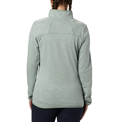 Women's Firwood Camp™ Fleece Jacket Firwood Camp™ Striped Fleece FZ | 466 | L, Light Lichen, back