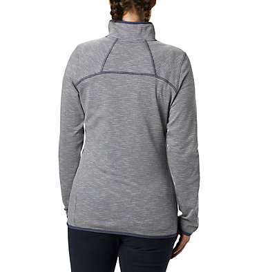 Women's Firwood Camp™ Fleece Jacket Firwood Camp™ Striped Fleece FZ | 466 | L, Nocturnal, back