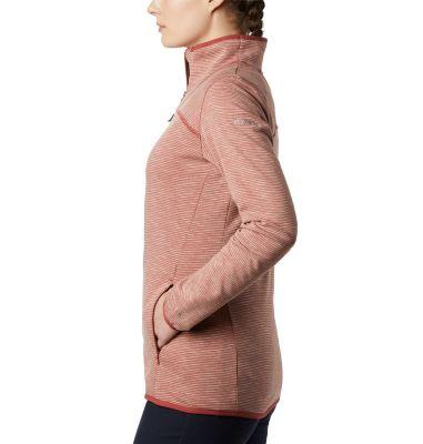 Women's Firwood Camp™ Striped Full Zip Fleece   Columbia Sportswear