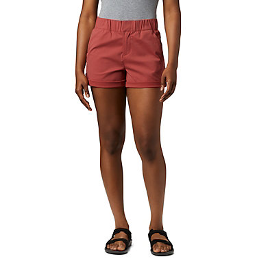 Women's Firwood Camp™ II Shorts Firwood Camp™ II Short | 010 | XL, Dusty Crimson, front