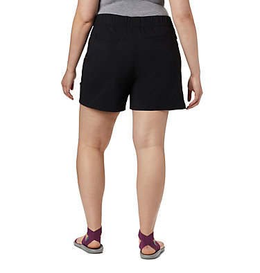 Women's Firwood Camp™ II Shorts - Plus Size Firwood Camp™ II Short | 466 | 1X, Black, back