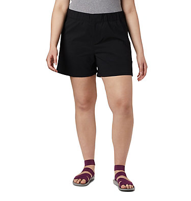 Women's Firwood Camp™ II Shorts - Plus Size Firwood Camp™ II Short | 466 | 1X, Black, front