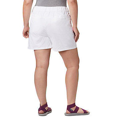 Women's Firwood Camp™ II Shorts - Plus Size Firwood Camp™ II Short | 466 | 1X, White, back