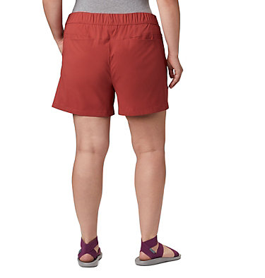 Women's Firwood Camp™ II Shorts - Plus Size Firwood Camp™ II Short | 466 | 1X, Dusty Crimson, back