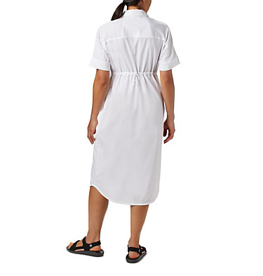 Women's Firwood Crossing™ Shirt Dress Firwood Crossing™ Shirt Dress | 010 | L, White, back