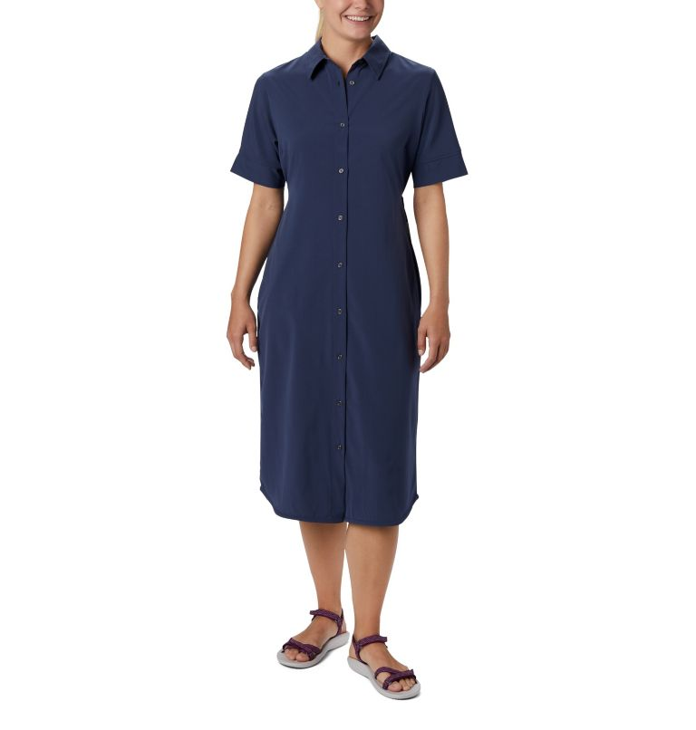 Women's Firwood Crossing™ Shirt Dress Women's Firwood Crossing™ Shirt Dress, front