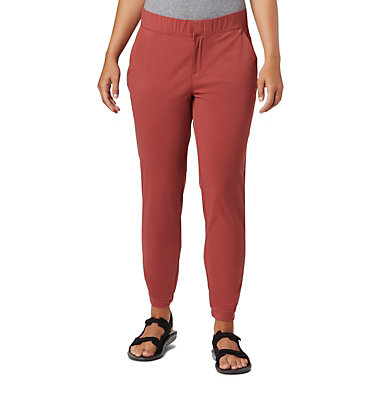 Women's Firwood Camp™ II Trousers Firwood Camp™ II Pant | 010 | L, Dusty Crimson, front