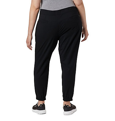Women's Firwood Camp™ II Pants - Plus Size Firwood Camp™ II Pant | 466 | 1X, Black, back