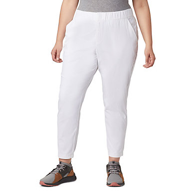 Women's Firwood Camp™ II Pants - Plus Size Firwood Camp™ II Pant | 466 | 1X, White, front